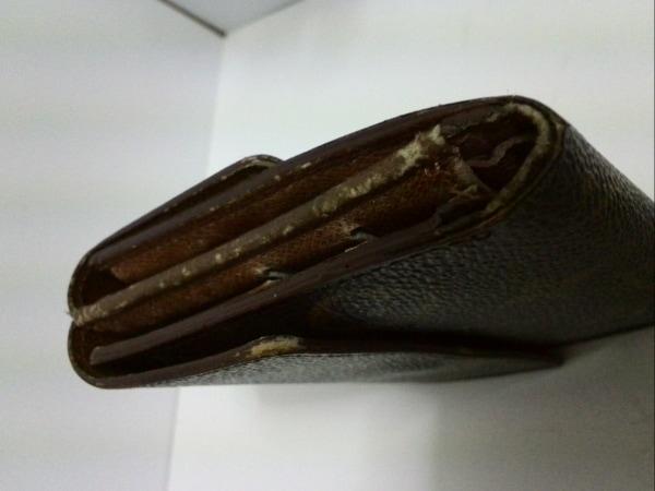 ルイヴィトン Wホック財布 モノグラム M61652 LOUIS VUITTON 7