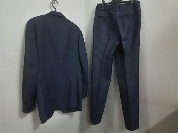 エトロ シングルスーツ メンズ ダークネイビー ETRO 2