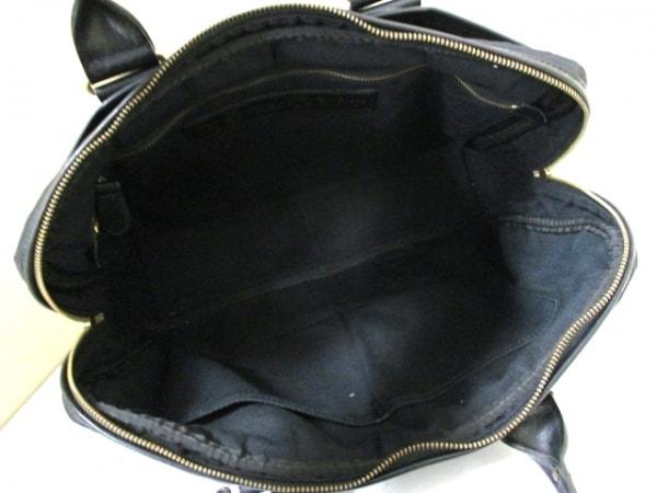 フェリージ ビジネスバッグ 1882/1 黒 ナイロン×レザー Felisi 5