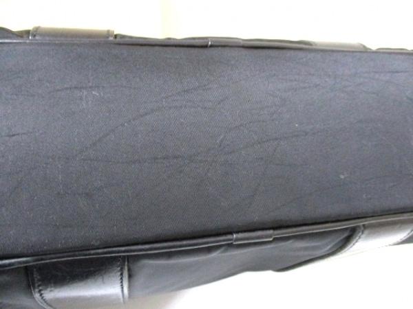 フェリージ ビジネスバッグ 1882/1 黒 ナイロン×レザー Felisi 7