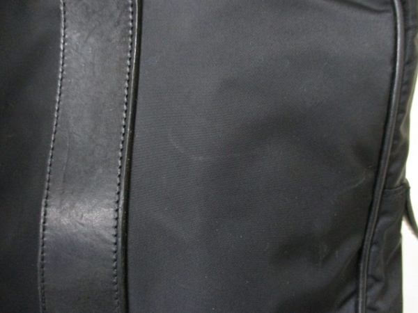 フェリージ ビジネスバッグ 1882/1 黒 ナイロン×レザー Felisi 8