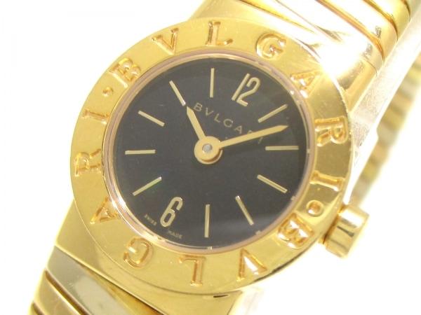 BVLGARI(ブルガリ) 腕時計 トゥボガス BB192T レディース 黒 0