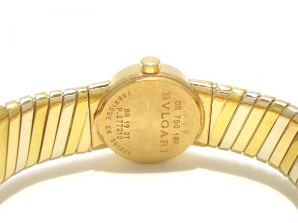 BVLGARI(ブルガリ) 腕時計 トゥボガス BB192T レディース 黒 3