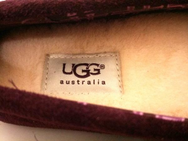 UGG(アグ) フラットシューズ レディース リジー 1005475 パープル 5