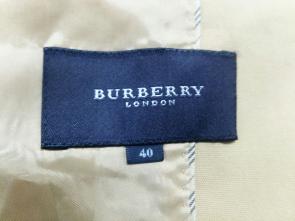 バーバリーロンドン ジャケット サイズ40【L】 レディース 美品 3