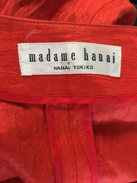 ユキコハナイ スカートスーツ サイズ9 M レディース レッド 3