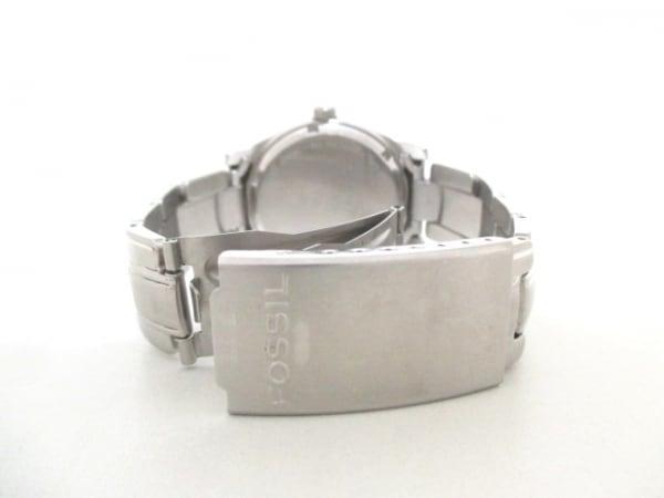 FOSSIL(フォッシル) 腕時計 FS-2537 メンズ ダークネイビー 5