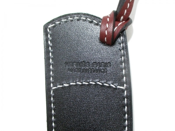 エルメス キーホルダー(チャーム) 美品 パドックチャーム ブーツ 3