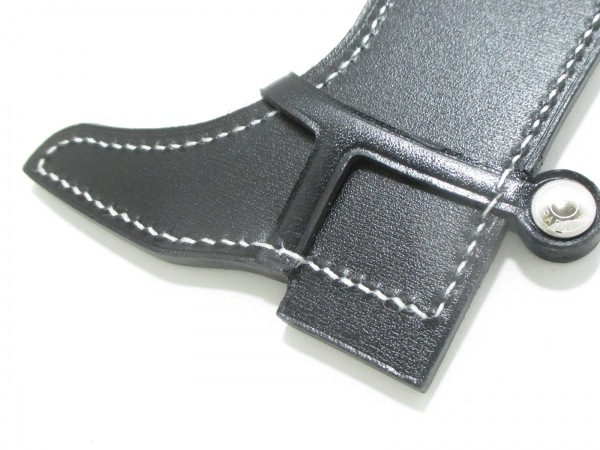 エルメス キーホルダー(チャーム) 美品 パドックチャーム ブーツ 5