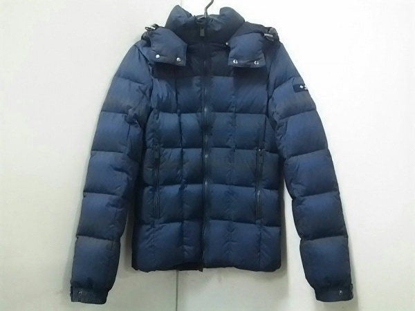 タトラス ダウンジャケット サイズ2 M メンズ 美品 ELLERO 0