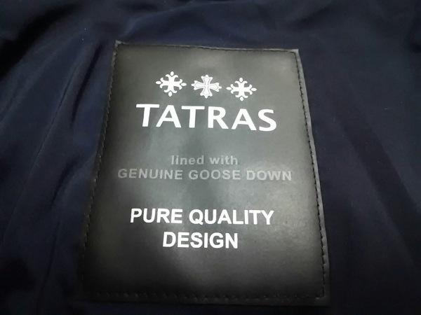 タトラス ダウンジャケット サイズ2 M メンズ 美品 ELLERO 3