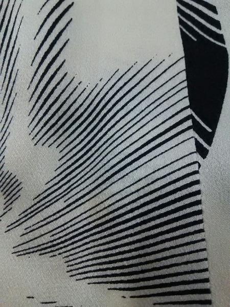 シャネル ワンピース レディース ベージュ×黒 CHANEL 8