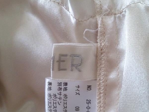 aimer(エメ) ドレス サイズ09 M レディース ベージュ×黒 4