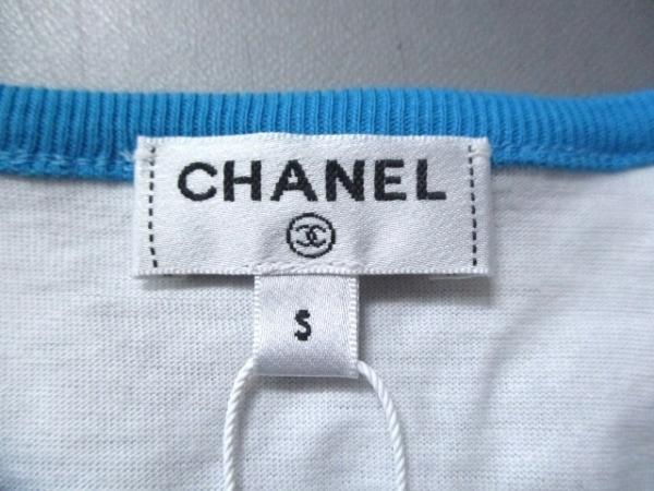 CHANEL(シャネル) 半袖Tシャツ サイズS レディース新品同様 3