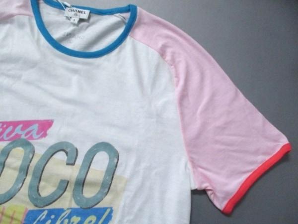 CHANEL(シャネル) 半袖Tシャツ サイズS レディース新品同様 6