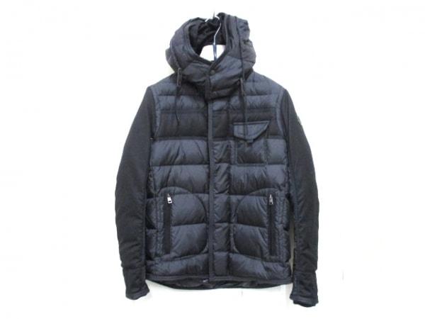 モンクレール ダウンジャケット サイズ1 S メンズ 美品 ライアン 0