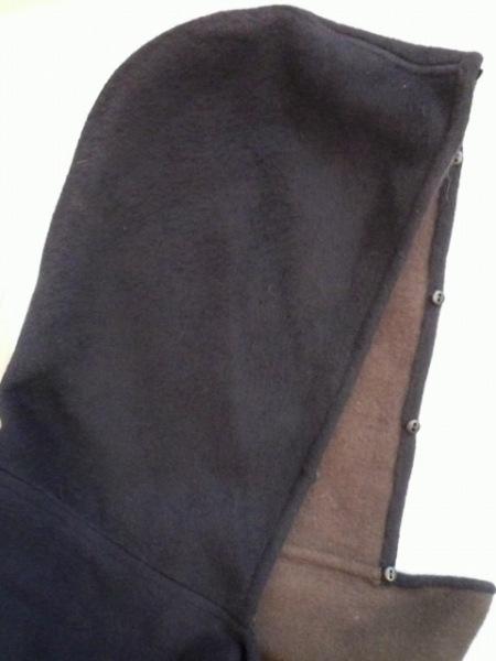 グレースコンチネンタル ポンチョ サイズF レディース 黒 7