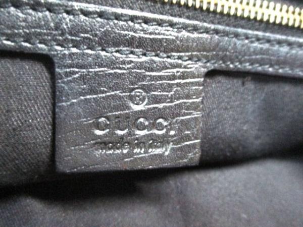 GUCCI(グッチ) トートバッグ GG柄 139261 黒 ジャガード 6