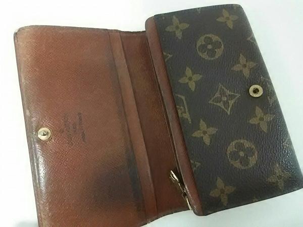 ルイヴィトン 2つ折り財布 モノグラム M61730 LOUIS VUITTON 3