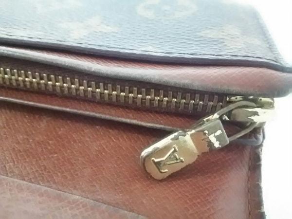 ルイヴィトン 2つ折り財布 モノグラム M61730 LOUIS VUITTON 8