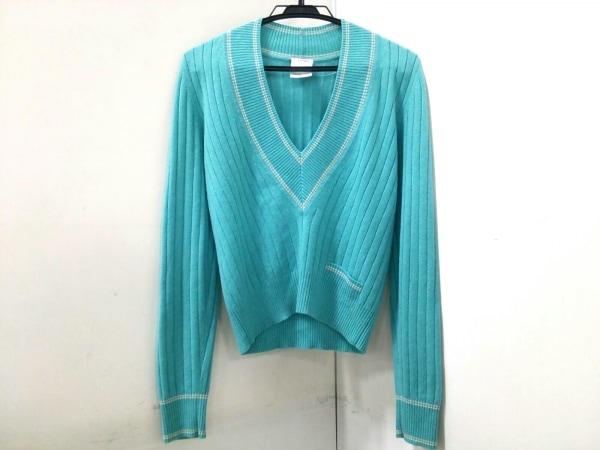 シャネル 長袖セーター サイズ38 M レディース 美品 CHANEL 0