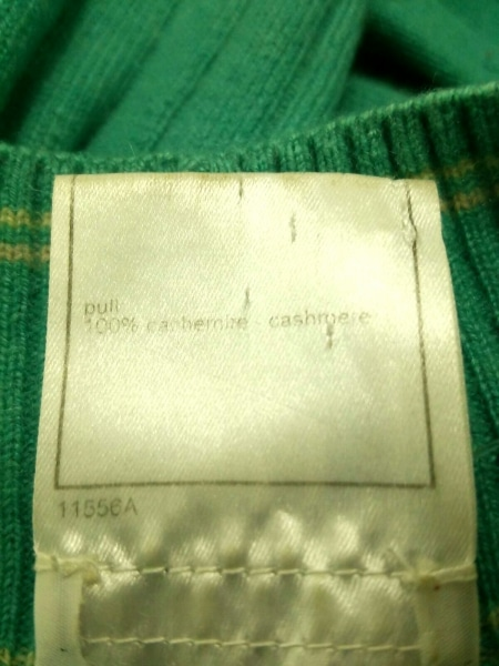 シャネル 長袖セーター サイズ38 M レディース 美品 CHANEL 4
