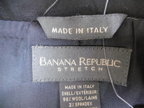 バナナリパブリック レディースパンツスーツ レディース 黒 3