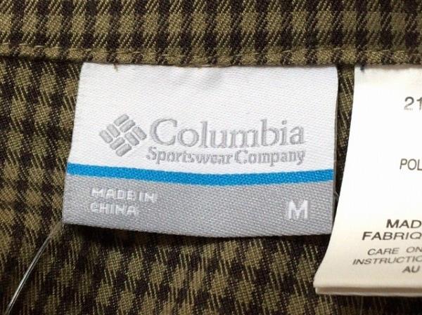 コロンビア ミニスカート サイズM レディース新品同様  チェック柄 3