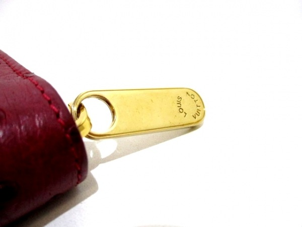ルイヴィトン 長財布 エキゾチックレザー 美品 N91225 7