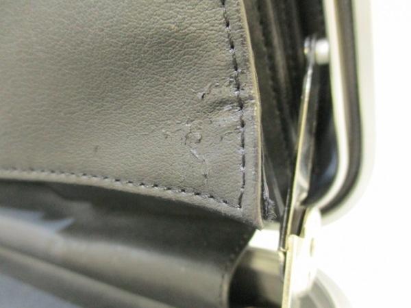 ゼロハリバートン アタッシュケース シルバー 金属素材 9