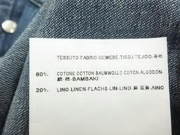 サンローランパリ 長袖シャツブラウス サイズXS レディース 美品 4