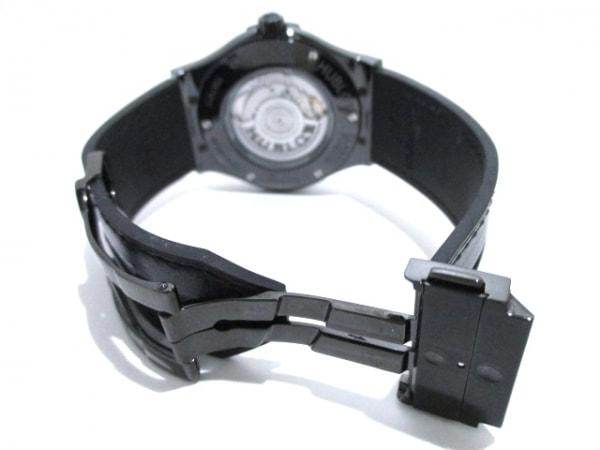 HUBLOT(ウブロ) 腕時計 美品 511.CM.0500.VR.BER16 メンズ 黒 5