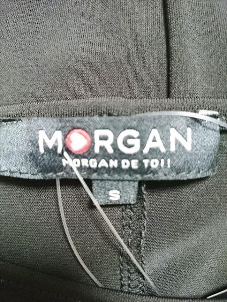 MORGAN(モルガン) ワンピース サイズS レディース新品同様  黒 4