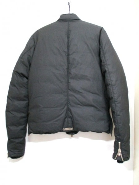 クロムハーツ ダウンジャケット サイズL メンズ 黒 2