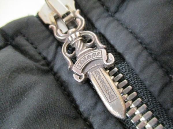 クロムハーツ ダウンジャケット サイズL メンズ 黒 6