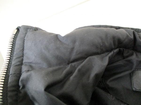 クロムハーツ ダウンジャケット サイズL メンズ 黒 7