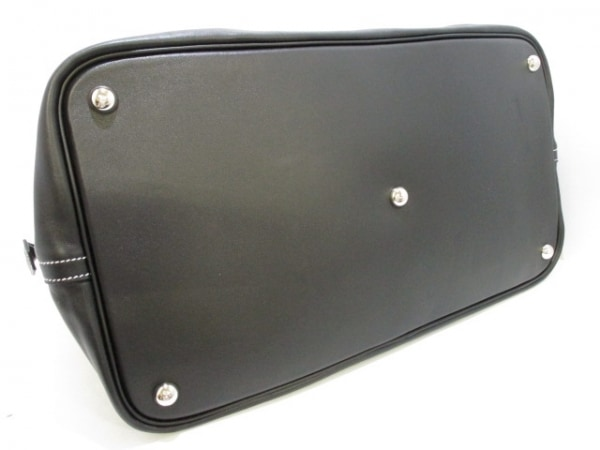 エルメス ハンドバッグ美品  ボリードリラックス45 黒 シルバー金具 4