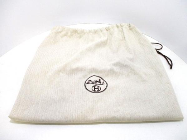 エルメス ハンドバッグ美品  ボリードリラックス45 黒 シルバー金具 9