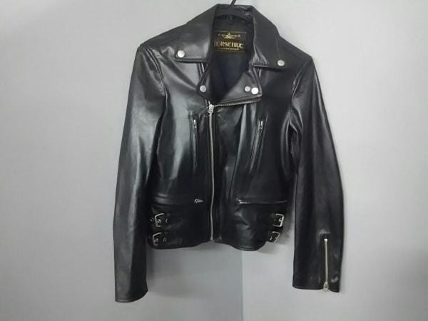 ビューティフルピープル ライダースジャケット サイズ36 S 黒 0