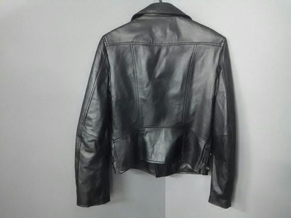 ビューティフルピープル ライダースジャケット サイズ36 S 黒 2