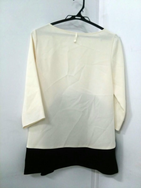 M・Fil(エムフィル) 七分袖カットソー サイズ38 M レディース美品 2