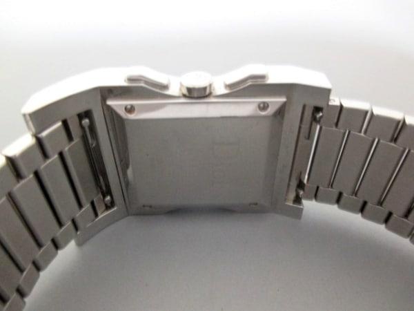 ディオール 腕時計 美品 クリス47 CD034310 メンズ シルバー 3