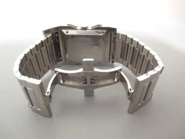 ディオール 腕時計 美品 クリス47 CD034310 メンズ シルバー 5