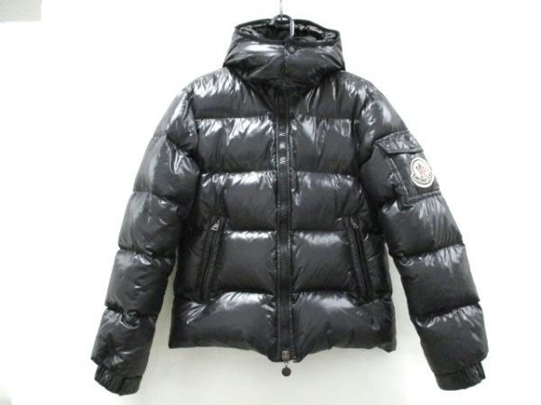 モンクレール ダウンジャケット サイズ0 XS メンズ HIMARAYA 黒 0