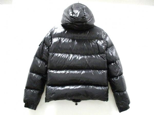 モンクレール ダウンジャケット サイズ0 XS メンズ HIMARAYA 黒 2