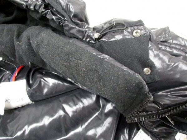 モンクレール ダウンジャケット サイズ0 XS メンズ HIMARAYA 黒 6