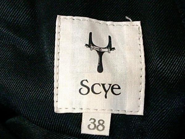 SCYE(サイ) コート サイズ38 M レディース 黒 冬物 4