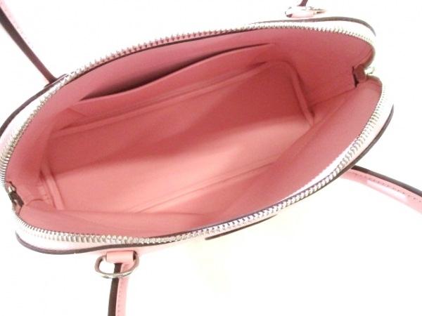 エルメス ハンドバッグ美品  ボリード27 ローズサクラ シルバー金具 5
