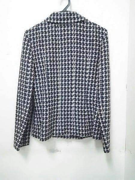 シャネル ジャケット サイズ36 S レディース美品  黒×ベージュ 2