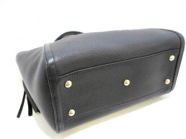 GUCCI(グッチ) ハンドバッグ美品  ソーホー 369176 黒 レザー 4